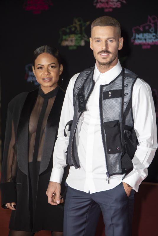 CHRISTINA MILIAN at NRJ Music Awards 2019 in Cannes 11/09/2019