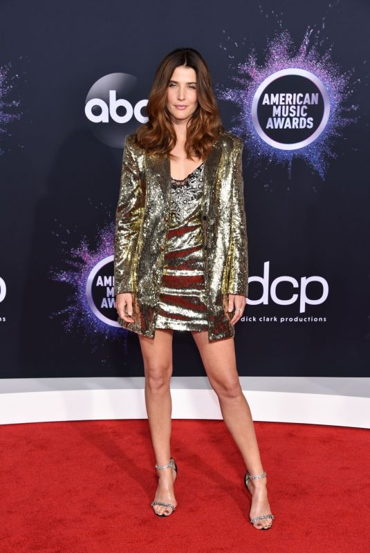 COBIE SMULDERS at 2019 America Music Awards in Los Angeles 11/24/2019