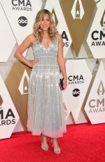 COLBIE CAILLAT at 2019 CMA Awards in Nashville 11/13/2019