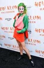 CONSTANCE JABLONSKI at Heidi Klum