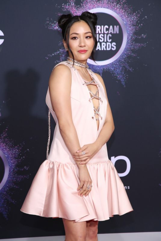 CONSTANCE WU at 2019 America Music Awards in Los Angeles 11/24/2019
