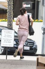 COURTENEY COX at a Nail Salon in Beverly Hills 111/21/2019