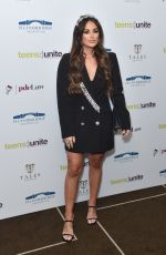 COURTNEY GREEN at Teens Unite Annual Fundraising Gala in London 11/29/2019