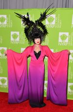 CYNDI LAUPER at Bette Midler's 2019 Hulaween in New York 10/31/2019