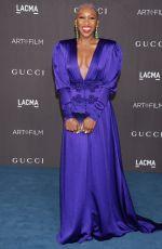CYNTHIA ERIVO at 2019 Lacma Art + Film Gala Presented by Gucci in Los Angeles 11/02/2019