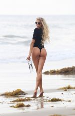 DAISY LEA in Swimsuit for 138 Water Photoshoot in Malibu 11/08/2019