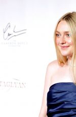 DAKOTA FANNING at 15th Annual Heller Awards in Los Angeles 11/07/2019