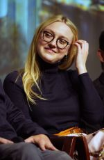 DAKOTA FANNING at Once Upon a Time in Hollywood Special Tastemaker Screening in Los Angeles 11/21/2019