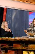 DANICA PATRICK at GMA3: Strahan, Sara & Keke 11/04/2019