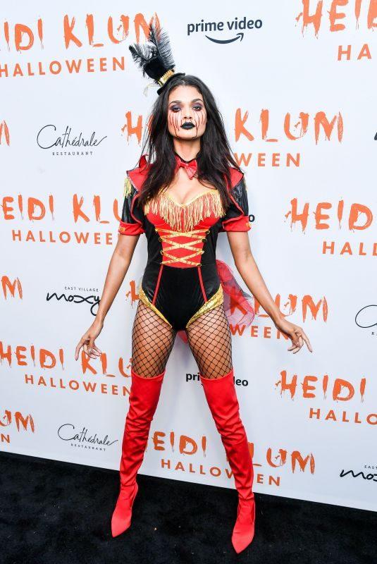 DANIELA BRAGA at Heidi Klum's 20th Annual Halloween Party in New York 10/31/2019