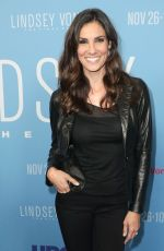 DANIELA RUAH at Lindsey Vonn: The Final Season Premiere in Beverly Hills 11/07/2019