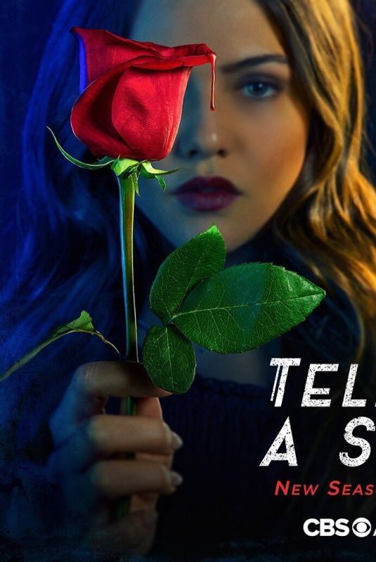 DANIELLE CAMPBELL – Tell Me A Story, Season 2 Promos