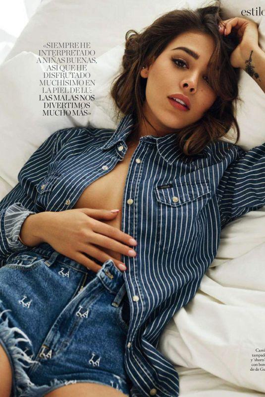DANNA PAOL in Elle Magazine, Spain April 2019