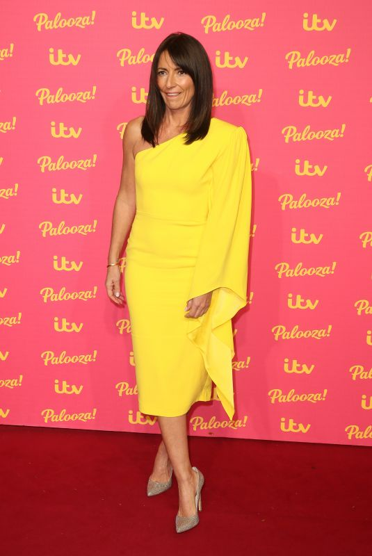 DAVINA MCCALL at ITV Palooza 2019 in London 11/12/2019