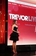 DEBBY RYAN at 2019 Trevorlive Los Angeles Gala 11/17/2019