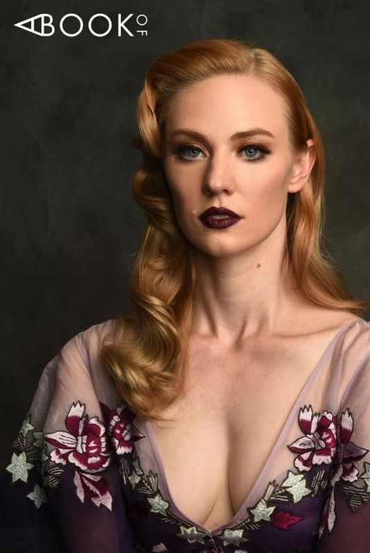 DEBORAH ANN WOLL in A Book Of, 2019