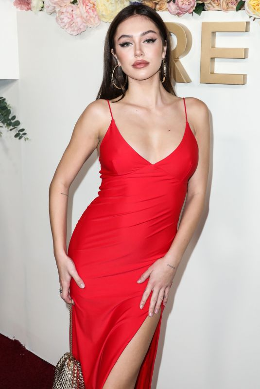 DELILAH HAMLIN at 3rd Annual #revolveawards in Hollywood 11/15/2019