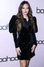 DELILAH HAMLIN at boohoo.com Holiday Party in Los Angeles 11/07/2019