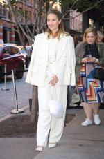 DIANA AGRON Arrives at Tribeca Chanel Women's Filmmaker Program Luncheon 11/04/2019