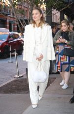 DIANA AGRON Arrives at Tribeca Chanel Women's Filmmaker Program Luncheon 11/04/2019
