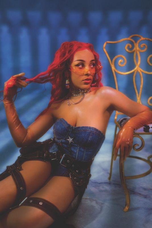 DOJA CAT for Flaunt Magazine, Issue 167