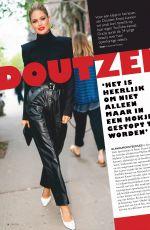 DOUTZEN KROES in Grazia Magazine, Netherlands November 2019