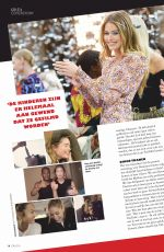 DOUTZEN KROES in Grazia Magazine, Netherlands November 2019