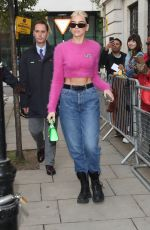 DUA LIPA Arrives at BBC Radio 2 Studios in London 11/06/2019