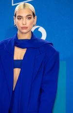 DUA LIPA at MTV Europe Music Awards 2019 in Seville 11/03/2019
