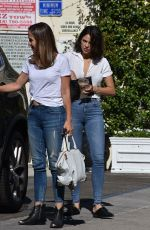 EIZA GONZALEZ Out and About in Studio City 11/09/2019