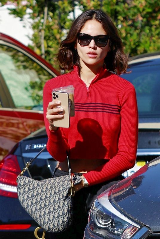 EIZA GONZALEZ Out for Lunch in Los Angeles 11/22/2019