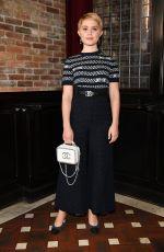 ELIZA SCANLEN at Through Her Lens: Tribeca Chanel Women's Filmmaker Program Luncheon in New York 11/04/2019