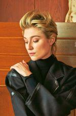 ELIZABETH DEBICKI in Grazia Magazine, Italy November 2019