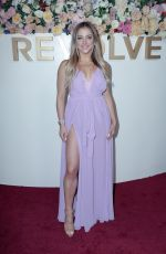 ELLE DANJEAN at 3rd Annual #revolveawards in Hollywood 11/15/2019