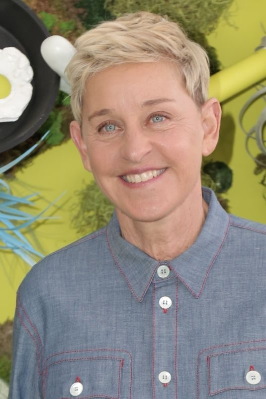ELLEN DEGENERES at Green Eggs and Ham Premiere at Hollywood American Legion 11/03/2019