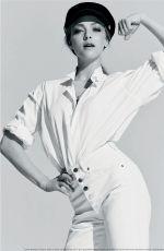 EMANDA SEYFRIED in Elle Magazine, Italy November 2019