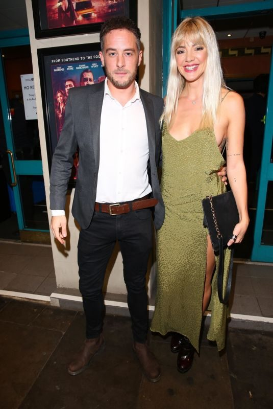 EMELLE SMITH at Rise of the Footsoldier 4: Marbella Premiere in London 11/01/2019