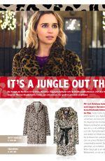EMILIA CLARKE in Skip Magazine, November 2019