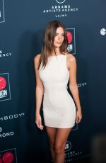 EMILY RATAJKOWSKI at Go Campaign's 13th Annual Gala in Hollywood 11/16/2019