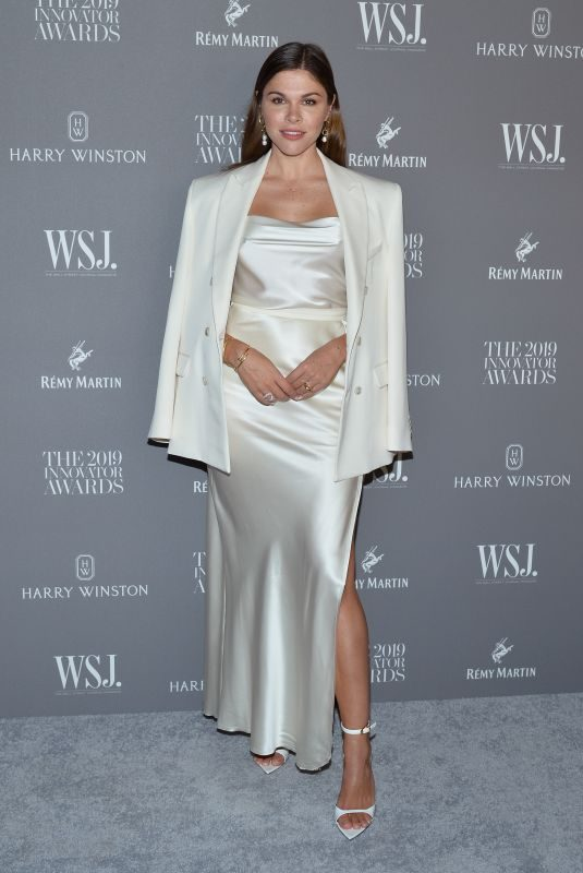 EMILY WEISS at WSJ Magazine 2019 Innovator Awards in New York 11/06/2019