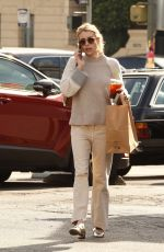 EMMA ROBERTS Out and About in Los Angeles 11/19/2019