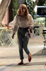 EMMA ROBERTS Out and About in West Hollywood 11/13/2019