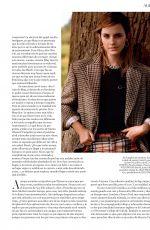 EMMA WATSON in Vogue Magazine, Spain December 2019