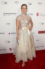 EMMANUELLE VAUGIER at Mark Zunino Atelier Fashion and Cocktail Reception to Benefit Elizabeth Taylor Aids Foundation in Los Angeles 11/07/2019