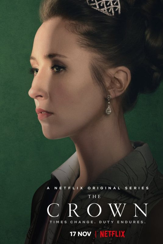 ERIN DOHERTY, The Crown, Season 3 Promos