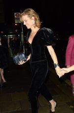 EVA HERZIGOVA Arrives at Chopard Event at Annabel