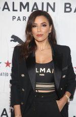 EVA LONGORIA at Puma x Balmain Launch Event in Los Angeles 11/21/2019
