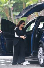 EVA LONGORIA Out and About in Los Angeles 11/14/2019