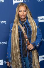 EVA MARCILLE at Watch What Happens Live with Andy Cohen at Bravoconin New York 11/15/2019