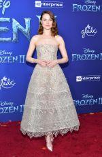 EVAN RACHEL WOOD at Ffrozen 2 Premiere in Hollywood 11/07/2019